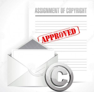 Copyright assignment