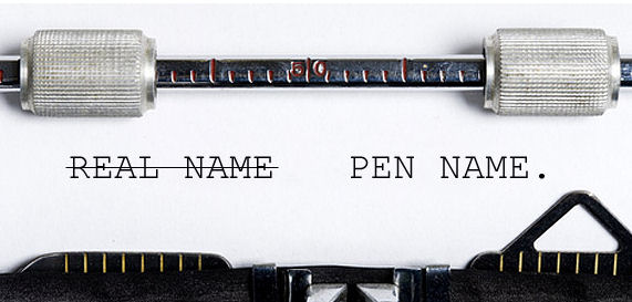 How to copyright a pen name